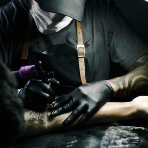 Salon Tatuażu W łodzi Essa Tattoo