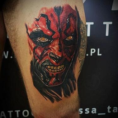 Studio Tatoo Essa Salon Tatuażu łódź